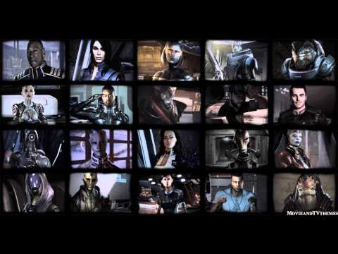 Mass Effect 3 EC OST - We Fought As A United Galaxy Extended