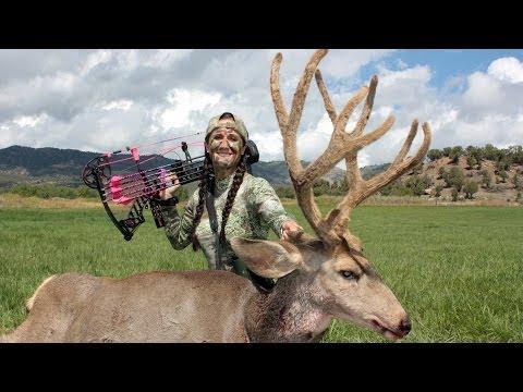 Melissa Bachman- Colorado Mule Deer Velvet Skyscraper- Winchester Deadly Passion Season