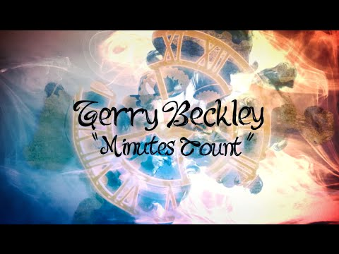 Gerry Beckley (of America) - Minutes Count (Official Lyric Video)