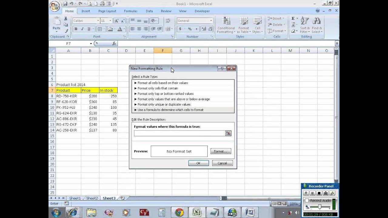 create a search box in excel without vba  youtube.