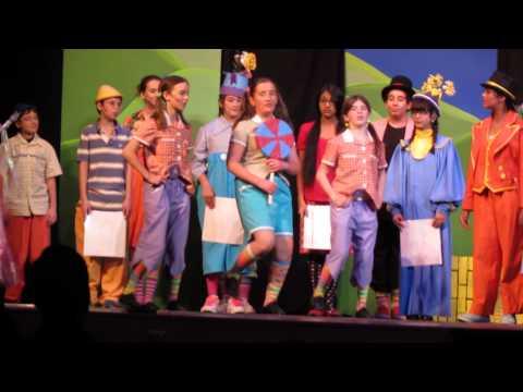 Wizard of Oz - The Lollipop Guild