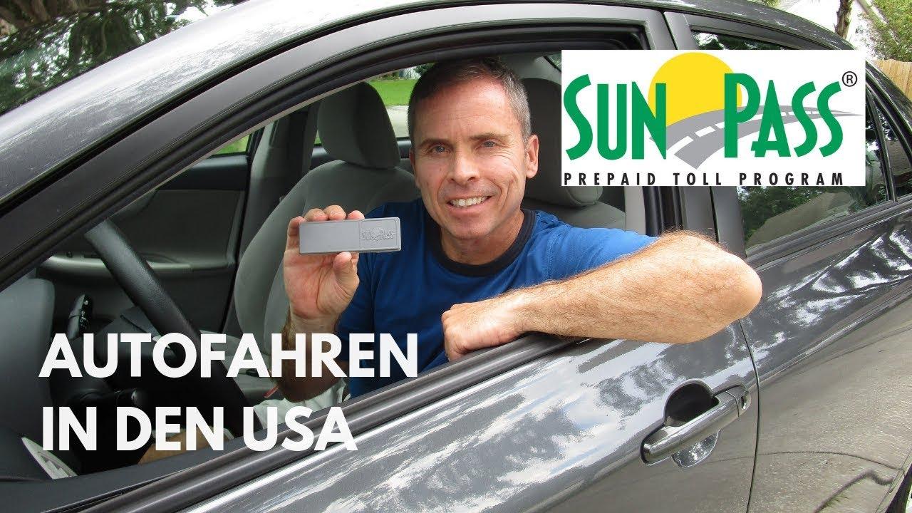 Autofahren in den USA | Folge 21 | SunPass und Floridas Maut-System