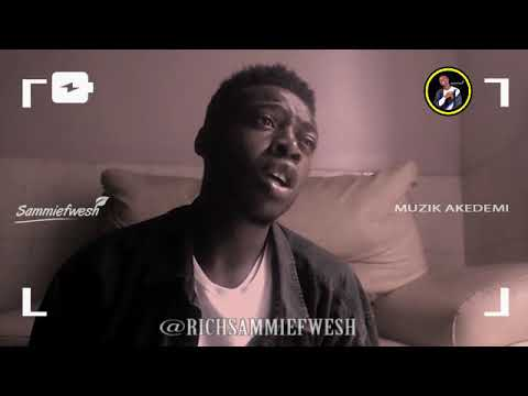Sammiefwesh Muzik Akedemi 5 ( Students are: Idowest, Olamide, Small Doctor and Slimcase)