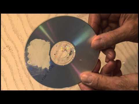 Cómo hacer pompas con el plástico de un CD