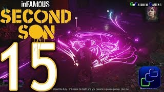 inFAMOUS: Second Son PS4 Walkthrough - Part 15 - Light It Up