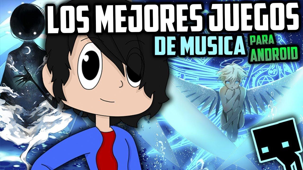 Top 5 Mejores Juegos De Musica Para Android Youtube