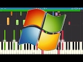 Download IMPOSSIBLE REMIX - Windows XP Song - Piano Cover MP3 song and Music Video