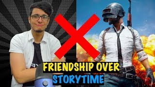 Why PUBG Will Never Invite Me Ever Again!! (Storytime)