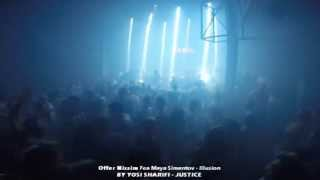 Download Offer Nissim Fea Maya Simantov  - Illusion - JUSTICE JERUSALEM 23.5.15 MP3 song and Music Video