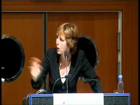 Commissioner Hedegaard at the 39th General Assembly of the CPMR