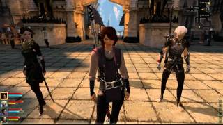 "Dragon Age 2: Merrill-Fenris banter ""You"