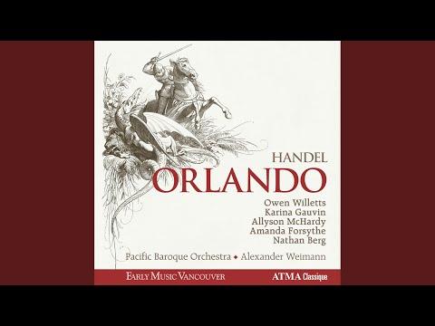 Orlando, HWV 31*: Act II Scene 4: Tra caligini profonde (Zoroastro)