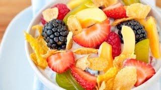 Easy Yogurt Fruit Salad Recipe