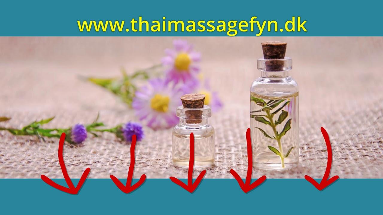 Thailändsk Massage Dansk Escort