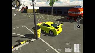 Игра Car Parking обзор на крутые тачки
