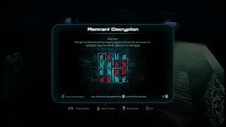 Mass Effect Andromeda: Subjugation Task Vault