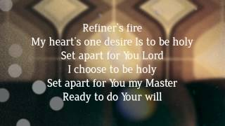 REFINERS FIRE [Official Lyric Video]   Vineyard Worship feat. Kate Cooke