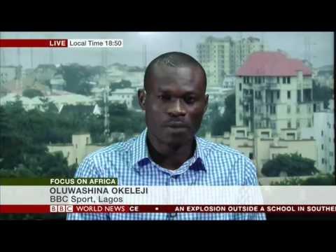 BBC Focus on Africa on BBC World News