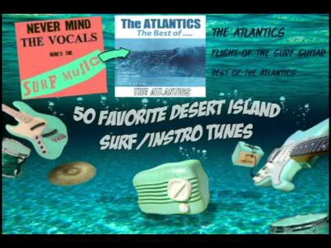 The Atlantics - Flight Of The Surf Guitar