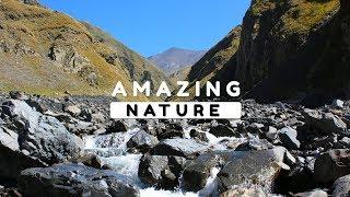 Beautiful Nature Video in Full HD Gamarvan Village - Peak Bazarduzu - Episode 1 - 8 Minute