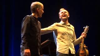 Chris Thile & Brad Mehldau - Don't Think Twice, It's Alright - Live In Paris 2017