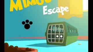 Mimou Escape par Sylviepouetpouet/Побег кота из клетки/ Mangle_play
