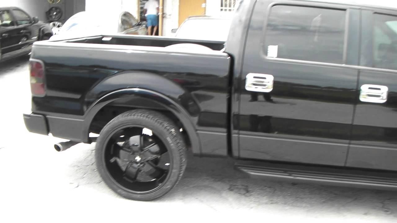 Www Dubsandtires Com 24 Inch 2 Crave Wheels No 16 2006 Ford F 150