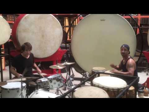 Brothers Jam: Walfredo Reyes Jr. & Daniel de los Reyes