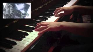 Accel World ED 1【アクセル・ワールド】 - Unfinished [Piano]
