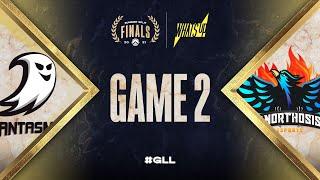 ANO vs TP | Greek Legends Summer Split 2021 | Grand Finals | Game 2