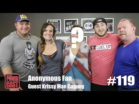 Anonymous Fan - Guest Krissy Mae Cagney   PowerCast #119   SuperTraining.TV
