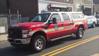 Yonkers Fire Department Reserve Battalion Chief 3 Providing Mutual Aid To Mount Vernon