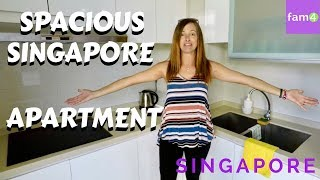 Gambar cover Our Spacious Singapore Apartment (Ep.  42) - Family Travel Channel