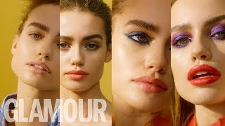 Four Looks: From Zero to Hero with Sir John, Beyoncé's Make-Up Artist | GLAMOUR UK