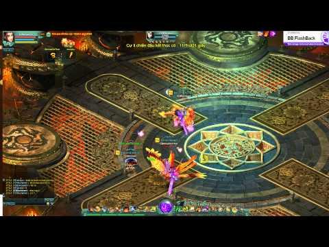 VLCM - Đại hội tỉ võ 10 - Chung kết - BeXuanDeThuo vs Morioka