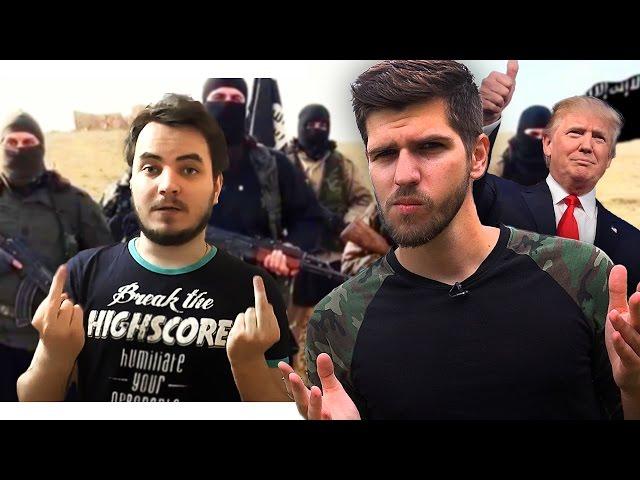 ИГ ищет русского блогера / Инаугурация Дональда Трампа