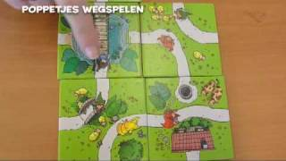 Carcassonne Jr Speluitleg - 999 Games