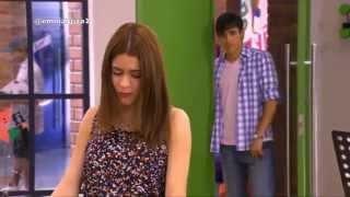Violetta 1 - León se arrepiente de acercarse a Violetta (01x73)