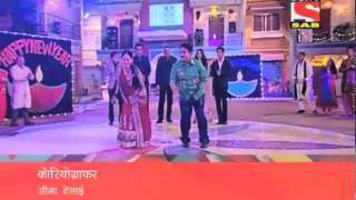 Jethalal and Daya's stuuning Garba