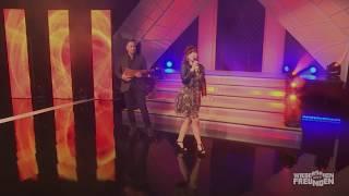 Nora Louisa  Nur Einmal (TV Auftritt 2018)