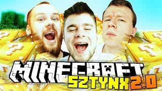 OTWIERAMY LUCKY BLOCKY!   Minecraft Sztynx 2.0 [#10] /With: Admiros, Plaga