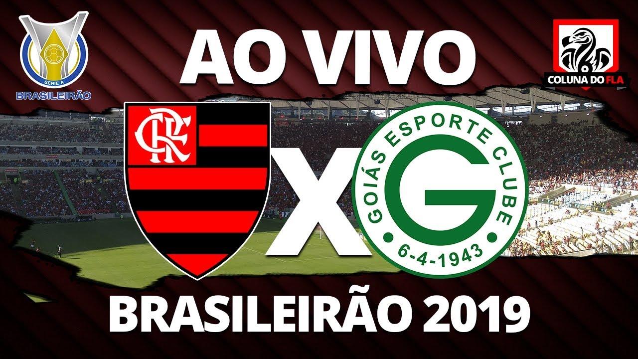 Flamengo X Goias Ao Vivo Brasileirao 2019 10ª Rodada Narracao Rubro Negra Youtube