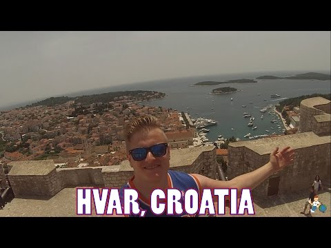 The Isle of Hvar, Croatia | Travelling Tom | Travel Vlog