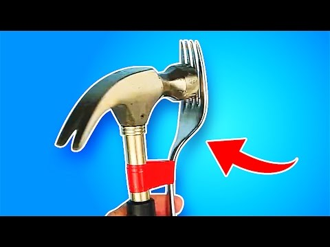 Thumbnail: 14 MIND-BLOWING TOOL HACKS