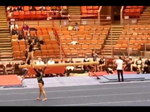 Gymnastics Recruit Video