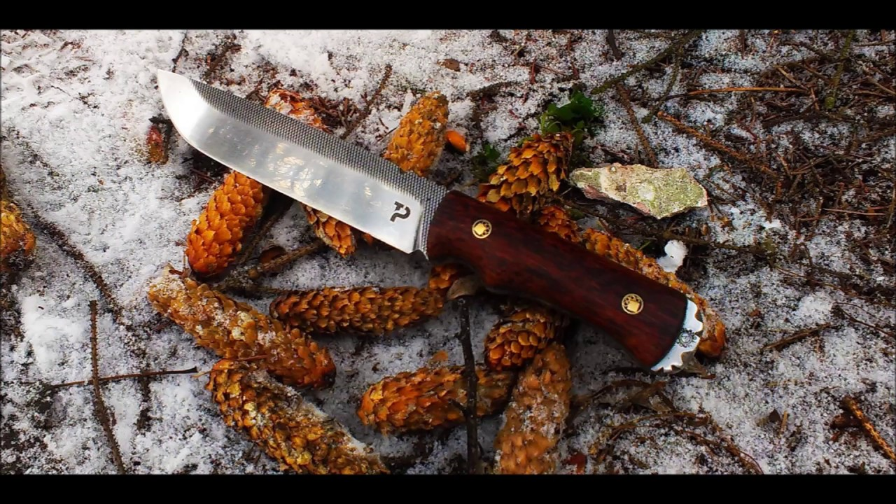 TomP Knifemaking - Making a knife from old file - YouTube