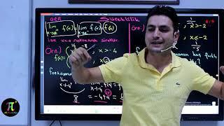 Limit - 7 (Süreklilik) | Ali Ahsen AKTİ