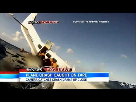 Plane Crash in