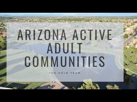 Arizona Active Adult Retirement Communities