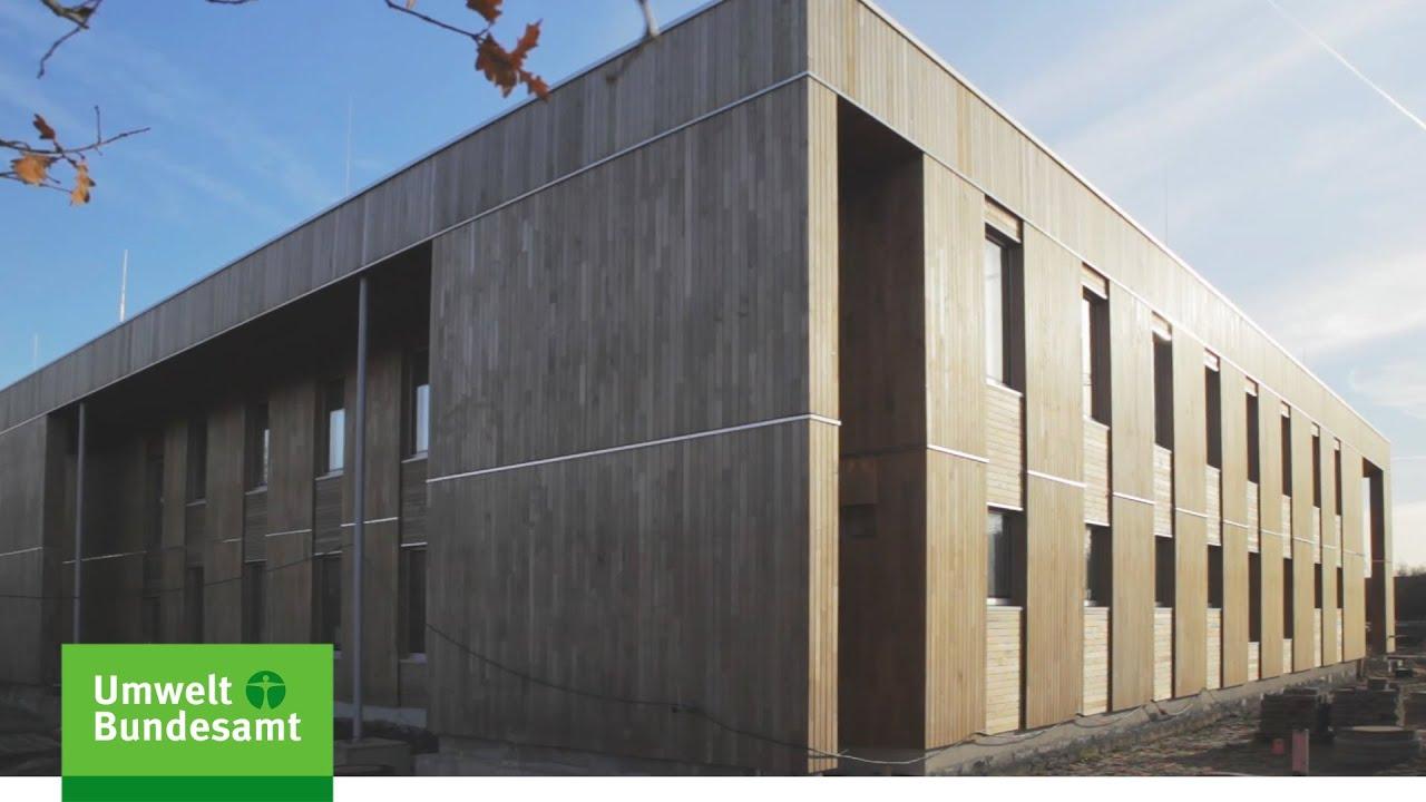 Neubau UBA-Bürogebäude \